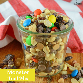 Monster Trail Mix.