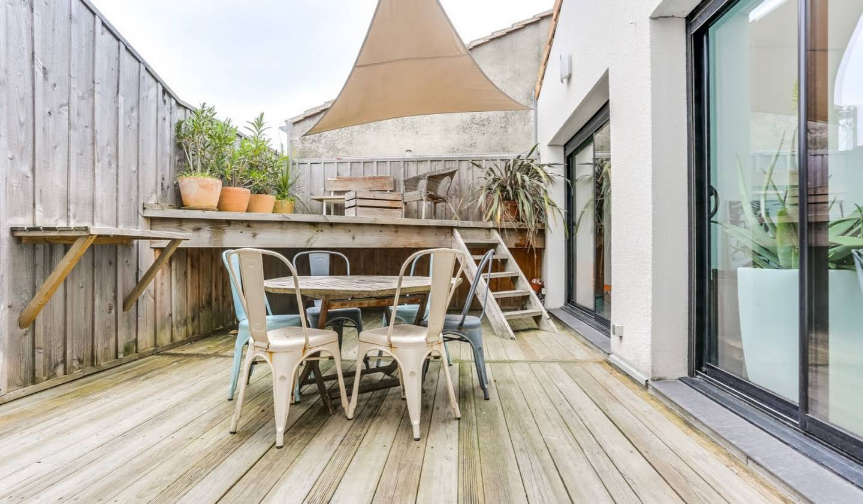 Maison avec terrasse Begles