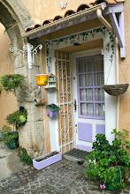 Photo: mooi portiek in villeneuve les beziers
