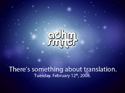 There's something about translatio