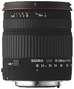 Sigma 18-200
