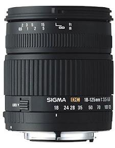 Sigma 18-125