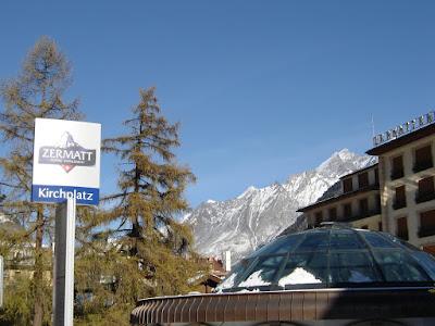 A day trip to Zermatt (Switzerland)
