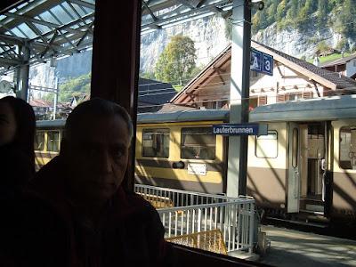 Two weeks in Switzerland – Part I