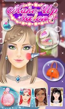 Makeup Spa - Girls Games
