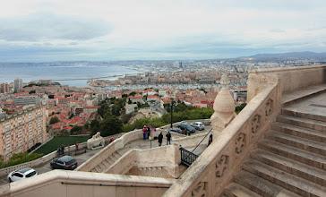 Photo: Marseille - Notre-dame de la Garde - Marseille https://www.turistika.cz/cestopisy/francie-provence-marseille/detail