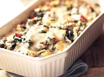 Best Baked Spinach Artichoke Dip