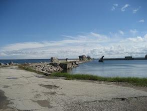 Photo: Degaussing station for Soviet spy submarines in Estonia