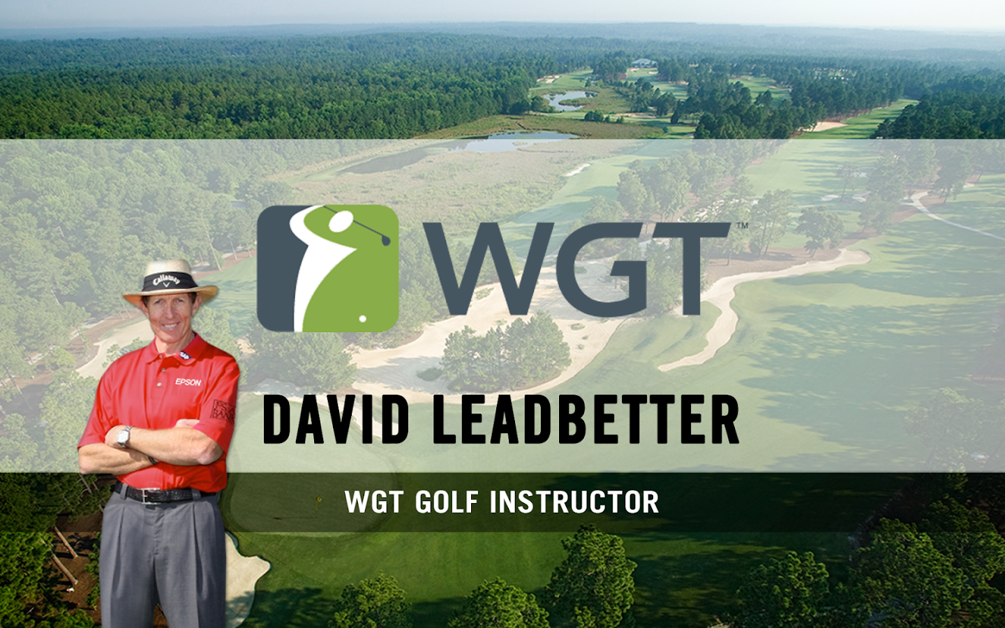 WGT Golf Game by Topgolf- screenshot