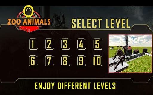 玩模擬App|Train Driving Game:Zoo Animals免費|APP試玩