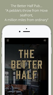The Better Half Pub- screenshot thumbnail