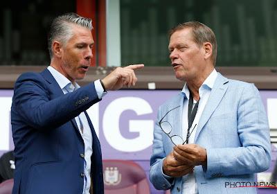 """Arnesen zonder rancune richting Anderlecht: """"Maar ik had eerder gecommuniceerd dat het een overgangsjaar ging worden. Voor Kompany..."""""""