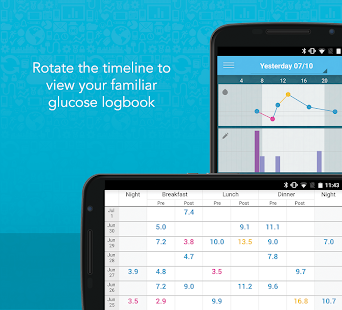 AgaMatrix Diabetes Manager UK- screenshot thumbnail