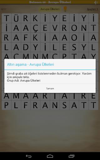 Gizemli Kelime - Kelime Oyunu screenshot 11