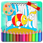 Coloring Book For Nemo Fish APK icon
