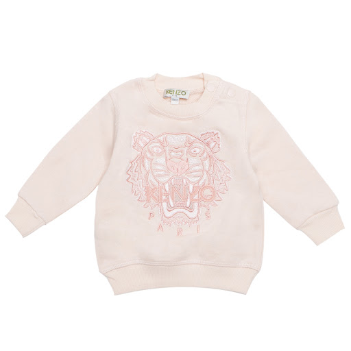 Primary image of Kenzo Kids Pink Tiger Sweatshirt