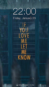 Love Quotes Wallpapers Locker screenshot 7