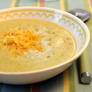 Vegetarian Curried Corn Soup
