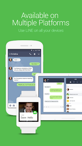 LINE: Free Calls & Messages  screenshots 4