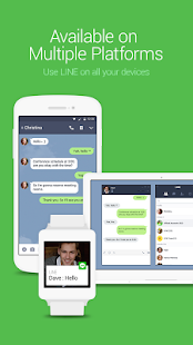 LINE: Free Calls & Messages - náhled