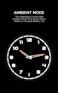 Glow Meter Watch Face- screenshot thumbnail