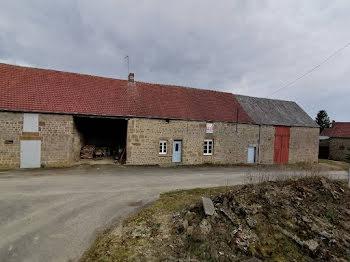 ferme à Saint-Martin-l'Aiguillon (61)