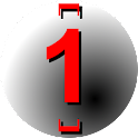 Number selection LOTO&NUMBERS icon