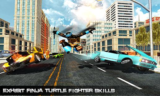 Shadow Ninja warrior: Superhero City Escape - náhled