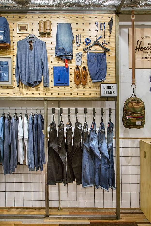 Thiết kế shop thời trang kết hợp quán cafe - thiết kế shop quần áo 7