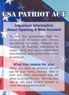 usa patriot act is fair essay