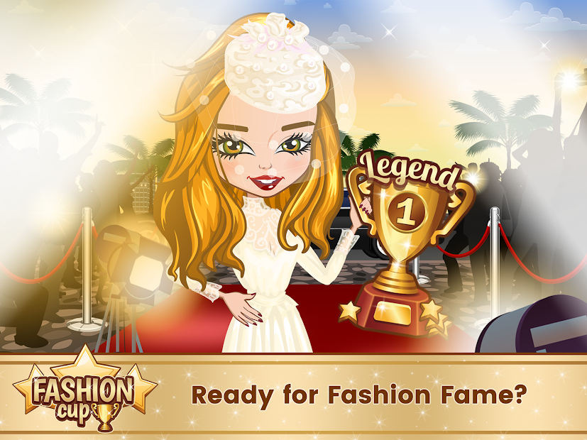 Fashion Cup - Dress up & Duel Android App Screenshot