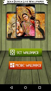 Maa Durga Live Wallpaper - náhled