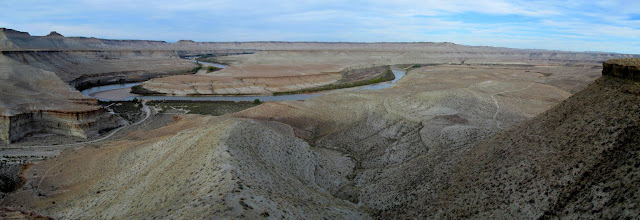 Sand Wash and the Green River