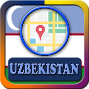 Uzbekistan Maps And Direction