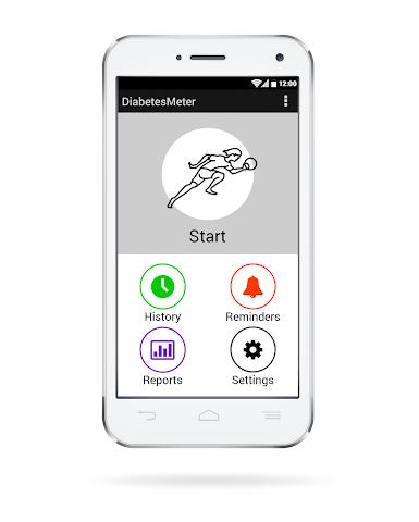 android DiabetesMeter Screenshot 3
