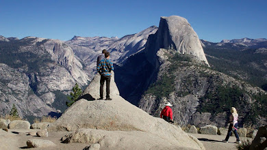 Photo: Glacier Point view from a videoclip w/ Flip Mino HD that Woot! was selling for $34.