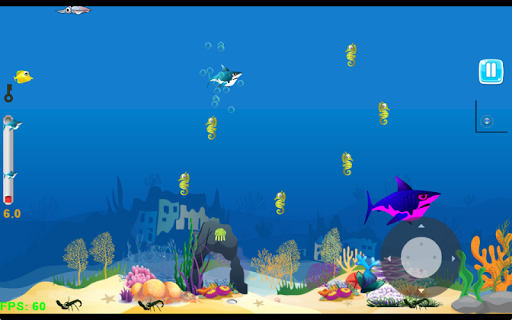 Shark Journey - Feed and Grow Fish Game filehippodl screenshot 18