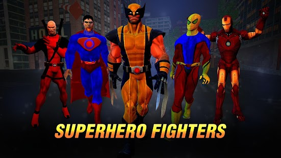 Grand Superhero Pro - Ultimate Battle Championship - náhled