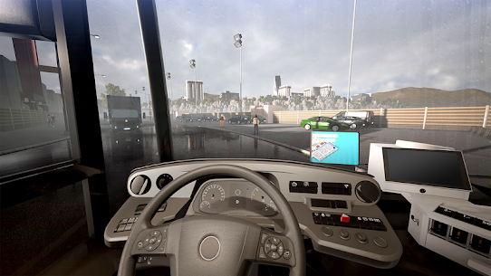 Public Coach Bus Driving Sim : New Bus Games 2020 2