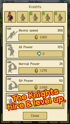 2048 Knight (Mod Money)