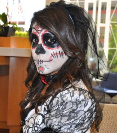 Day of the Dead Catrina Makeup Tips