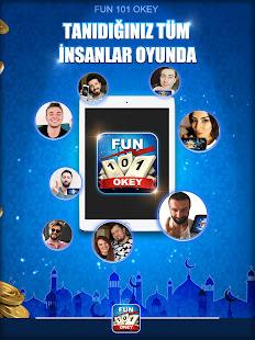 Game Fun 101 Okey APK for Windows Phone