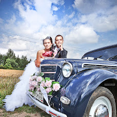 Wedding photographer Vladislav Tyabin (Vladislav33). Photo of 26.12.2013