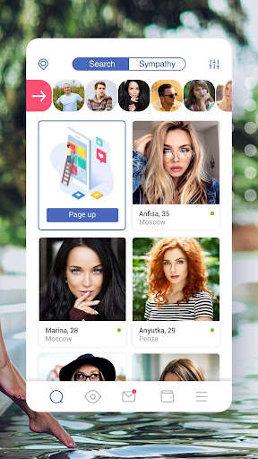 Dating app for free: dating & chat - Love.ru 2.6.0 screenshots 2
