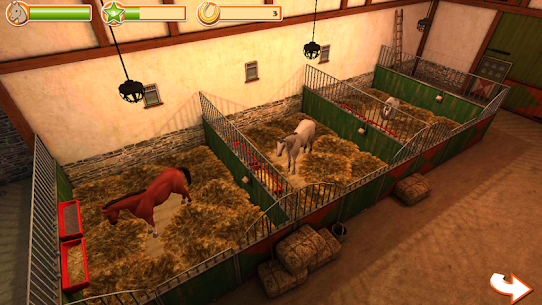 Horse World Premium – Play with horses Mod Apk Download For Android and Iphone 8