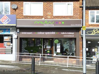 Mutu Hairdressing Hairdressers In Headingley Leeds