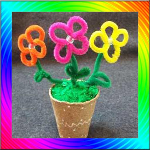 Flower Craft Design Ideas
