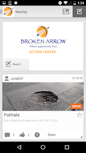Action Center Broken Arrow- screenshot thumbnail