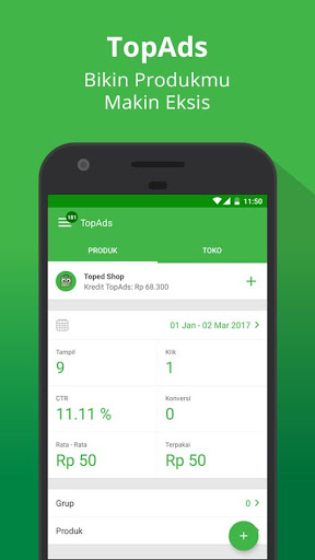Tokopedia Seller App  screenshots 6