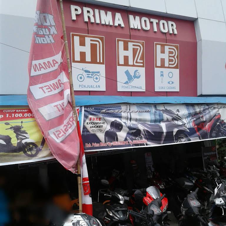 Prima Motor Dealer Sepeda Motor
